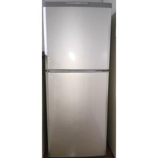 ミツビシデンキ(三菱電機)の三菱136L冷凍冷蔵庫MR-14R-S(冷蔵庫)