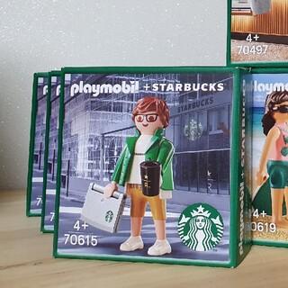 スターバックスコーヒー(Starbucks Coffee)の韓国スタバ★ プレイモービル 会社員JAY(その他)