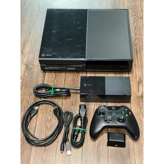 エックスボックス(Xbox)のxbox one 本体 最終値下げ(家庭用ゲーム機本体)