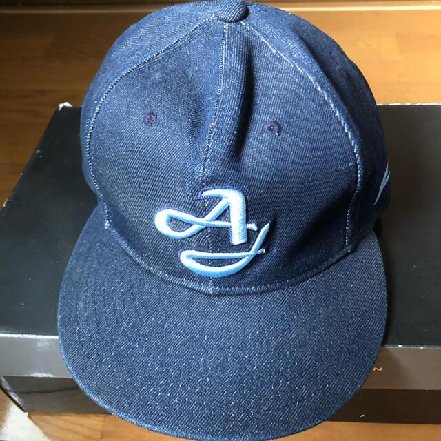 ASSASSYN(アサシン)のASSASSYN アサシン 7,1/8 デニム キャップ メンズの帽子(キャップ)の商品写真