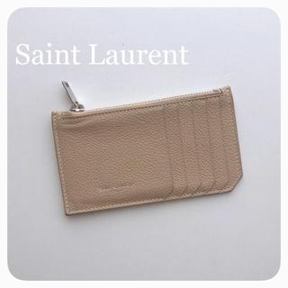 サンローラン(Saint Laurent)のサンローラン カードケース(セリーヌ、ロエベプラダ、ルイヴィトン、シャネル(財布)