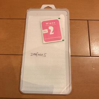 エイスース(ASUS)のZenFone5 液晶保護シート(保護フィルム)