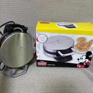 ディズニー(Disney)のミッキーマウス ワッフルメーカー(サンドメーカー)