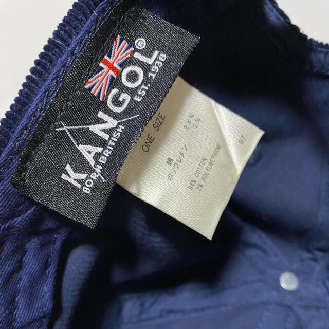 KANGOL(カンゴール)のカンゴール キャップ メンズの帽子(キャップ)の商品写真