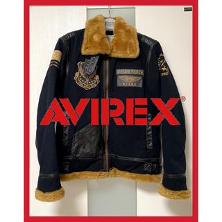 AVIREX - ★冬物処分セール AVIREX コットンB-3フライトジャケットメンズ M