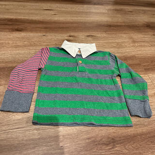 フリークスストア(FREAK'S STORE)のフリークスストアー ラガーシャツ ポロシャツ 95cm(Tシャツ/カットソー)
