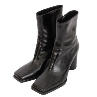 Ameri VINTAGE - 【新品】UNDRESSED DIMENSIONAL SQUARE BOOTS