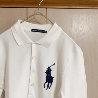 Ralph Lauren - ビッグポニー刺繍ロングスリーブポロシャツ