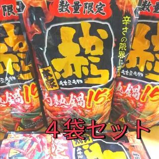 赤から 15番 鍋つゆ×4袋(調味料)