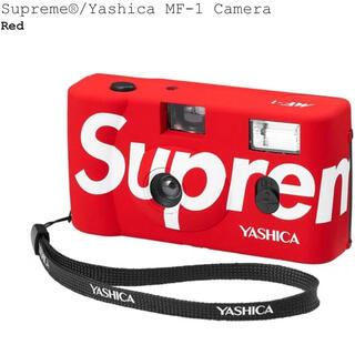 シュプリーム(Supreme)のSupreme Yashica MF-1 Camera Red カメラ(フィルムカメラ)