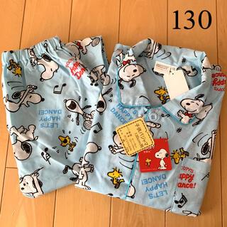 スヌーピー(SNOOPY)の子供用パジャマ スヌーピー  130(パジャマ)