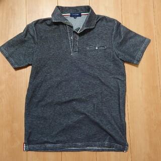 フィールドドリーム(field/dream)のメンズポロシャツ field/dream jiyugaoka Mサイズ グレー(ポロシャツ)