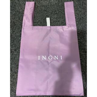 イング(INGNI)のINGNI エコバッグ(エコバッグ)
