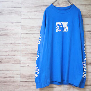 XLARGE - X-LARGE 18SS Smooth Operator L/S Tee