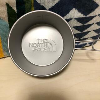 ザノースフェイス(THE NORTH FACE)のノースフェイス シェラカップ 新品未使用 スノーピーク コールマン(調理器具)