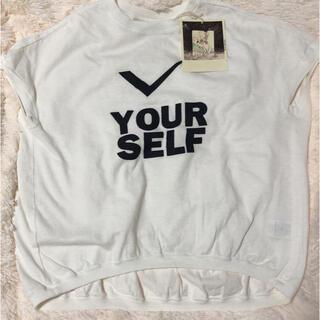 ゴートゥーハリウッド(GO TO HOLLYWOOD)のgotohollywood テンジク YOUR SELF TEE 150(Tシャツ/カットソー)