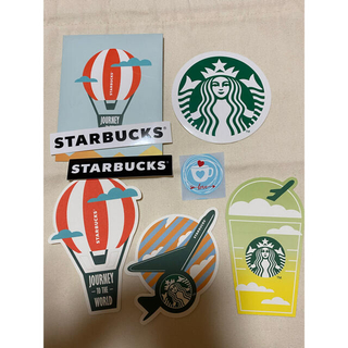 Starbucks Coffee - スターバックス ステッカー