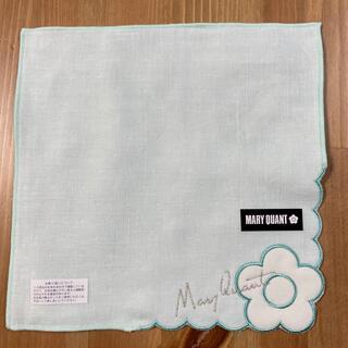 MARY QUANT - マリークワントミニタオルハンカチ