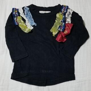 ゴートゥーハリウッド(GO TO HOLLYWOOD)のゴートゥーハリウッド gotohollywood ロンT サイズ100(Tシャツ/カットソー)