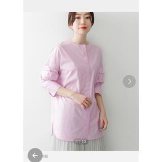 ケービーエフプラス(KBF+)のshirt(シャツ/ブラウス(長袖/七分))