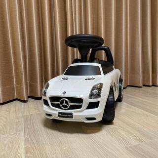 メルセデスベンツ おもちゃ 乗り物 SLS AMG(三輪車/乗り物)