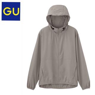 GU - 新品タグ付き☆GUポケッタブルパーカージーユーユニクロウインドブレーカー