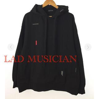 ラッドミュージシャン(LAD MUSICIAN)のLAD MUSICIAN  プルオーバー パーカー(パーカー)