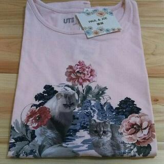 ポールアンドジョー(PAUL & JOE)のGIRLS ポール & ジョー UT グラフィックTシャツsize 160㎝(Tシャツ/カットソー)