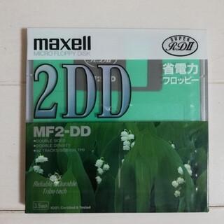 マクセル(maxell)のmaxell 3.5inch 2DD FLOPPY DISK(PC周辺機器)