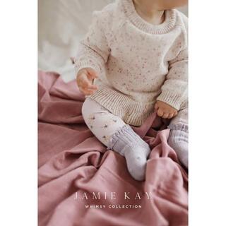Caramel baby&child  - 新品未使用タグ付き Jamie kay セーター ニット knit
