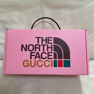 Gucci - 完売品!コラボ!GUCCI THE NORTH FACE 空箱