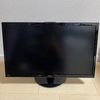 エイサー(Acer)のAcer 4K/UHD 23.8インチ モニター CB240HYK(ディスプレイ)