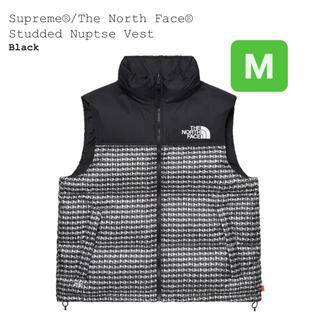 シュプリーム(Supreme)のSupreme®/The North Face® Studded Nuptse (ダウンベスト)