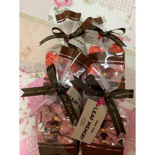 リーフメモリー 4袋(菓子/デザート)
