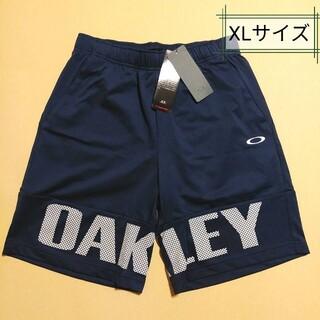 オークリー(Oakley)のOakley オークリー ショート ハーフパンツ、ロゴショートパンツ、XLサイズ(ショートパンツ)