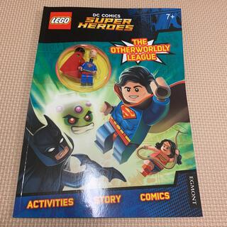 ディーシー(DC)のLEGO DC Super Heroes スーパーマンフィグ付き 日本未発売(アメコミ)