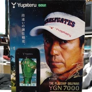 ユピテル(Yupiteru)のユピテルゴルフナビ YGÑ7000(その他)