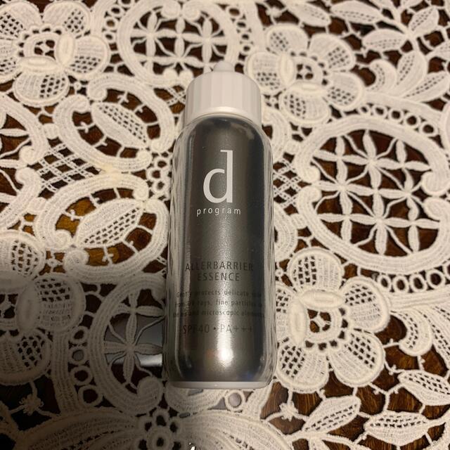 d program(ディープログラム)の新品未使用✿.*・d プログラム アレルバリアエッセンス コスメ/美容のスキンケア/基礎化粧品(美容液)の商品写真