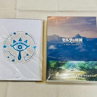 任天堂 - ゼルダの伝説 ブレス オブ ザ ワイルド サウンドトラック 【特典付】