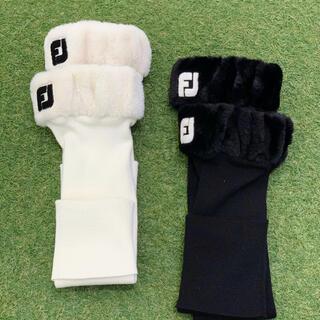 フットジョイ(FootJoy)のFootJoy golf レッグウォーマー フットジョイ ゴルフ ソックス 韓国(ウエア)