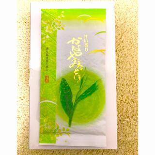 かなやみどり 煎茶 緑茶 真空パック入り(茶)