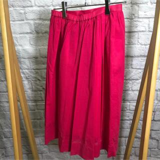 スタイルデリ(STYLE DELI)のStyle Deli 膝丈スカート(ピンク)(ひざ丈スカート)