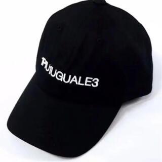 ウノピゥウノウグァーレトレ(1piu1uguale3)の新品未使用 1piu1uguale3 relax ウノピュウノ ロゴキャップ(キャップ)