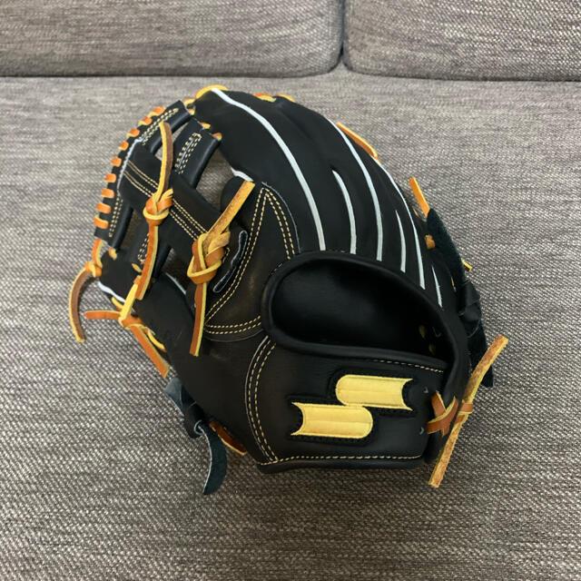 SSK(エスエスケイ)のSSK野球グローブ左投げ スポーツ/アウトドアの野球(グローブ)の商品写真