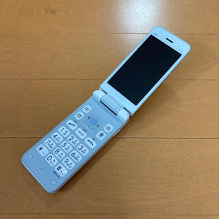 キョウセラ(京セラ)の■美品■ GRATINA KYF39 グラティーナ 京セラ ガラホ⑥(携帯電話本体)