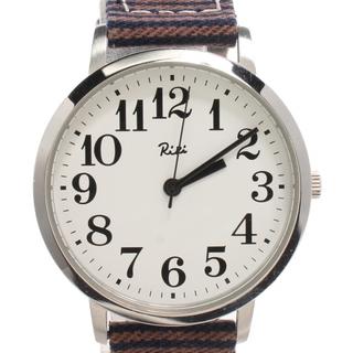 アルバ(ALBA)のアルバ ALBA 腕時計 RIKI WATANABE     ユニセックス(腕時計)