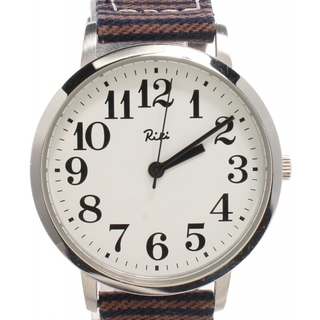 ALBA - アルバ ALBA 腕時計 RIKI WATANABE     ユニセックス