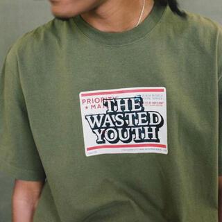 ジーディーシー(GDC)のBlackEyePatch × Wasted Youth  verdy TEE(Tシャツ/カットソー(半袖/袖なし))