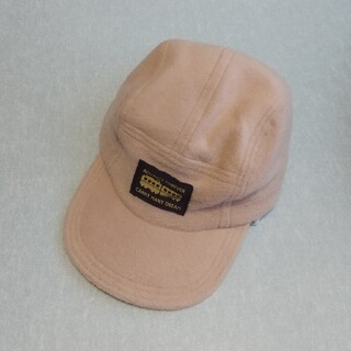 クレードスコープ(kladskap)のクレードスコープ 帽子 L  電車(帽子)