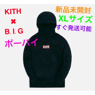 KITH - Notorious B.I.G Hoodie(パーカー)